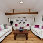 Oak flooring, property in Herefordshire